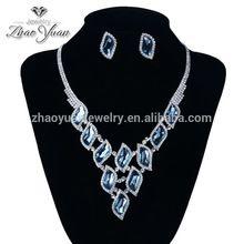estilo de la moda hecha a mano baratos al por mayor de cristal de murano de cristal de la joyería