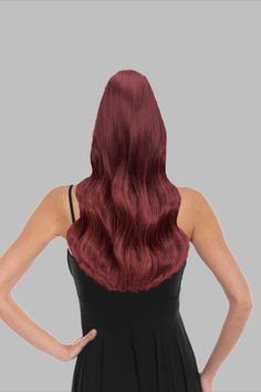 Insanely Affordable Tape-In Hair Extensions. For Everyday wear for Everyone! Red Hair Extensions, Natural Hair Styles, Long Hair Styles, Remy Human Hair, Warm Colors, Red Tape, New Hair, Light In The Dark, Photoshoot