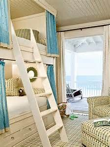Built in Bunk Beds Beach House - Bing images
