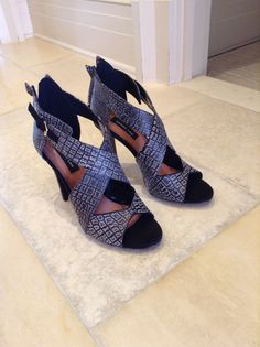 derek lam heels - i loved them on - they're high but really fun