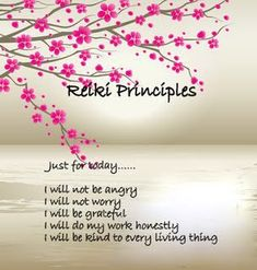 reiki prayer