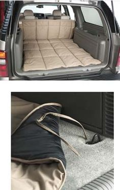 DOG CARGO LINER  provide comfort for your pet while traveling   |   CollarsandMore.com