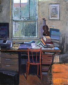 Looking Inside and Outside Hadyn Wilson and Adrian Lockhart 15 July – 10 August | Frances Keevil Art Gallery Sydney Australia