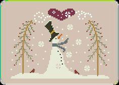 Bonne Année 2014 et encore des cadeaux !!! - Jura Point de Croix