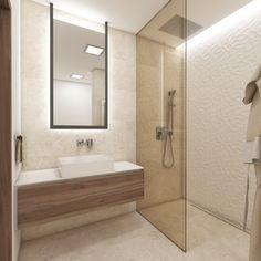 Premium, Luxury Hotel & Spa, Turkish Cotton Towel Set for Maximum Softness and Absorbency by American Veteran Towel (Summer Blue) - Top Bathroom Designs Walk In Shower, Bathroom Lighting, Bathtub, Mirror, Luxury, Natural Bathroom, Wood Bath, Furniture, Design