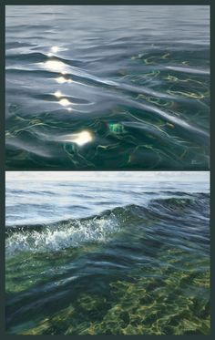 Ocean Oil Paintings Realistic seascapes and wave oil paintings by artist of the month, Irina Cumberland.Realistic seascapes and wave oil paintings by artist of the month, Irina Cumberland. Pastel Landscape, Abstract Landscape Painting, Seascape Paintings, Watercolor Landscape, Landscape Paintings, Abstract Oil, Picasso Paintings, Sunset Landscape, Forest Landscape