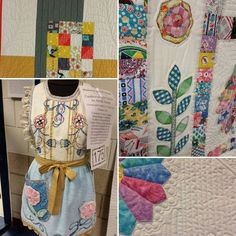 Some of my favorite picks from a wonderful quilt show in Blue Earth, MN. Excellent hand & machine quilting as well as piecing talent.