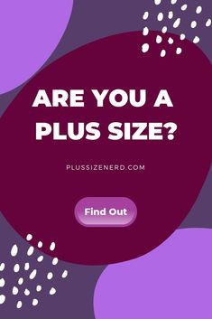 Are you a plus size? It can be hard to figure out if your size is in between average and plus size. Here are the measurement standards to look for. Plus Size Cosplay, Star Wars Food, Plus Size Disney, Plus Size Clothing Stores, Plus Size Tips, Look Thinner, Say Hi, Just Go, Plus Size Women
