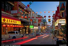 Chinatown, San Francisco, California....and an amazing culinary tour with chef Shirley Fong Torres