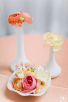 what a great way to use a milk glass candy dish! We have lots of these candy dishes available for rent (as well as a ton of other milk glass vases and compotes): https://ultrapom.com/collection/milk-glass1