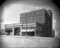 West's theatre, Trinidad, Co. (Fox)