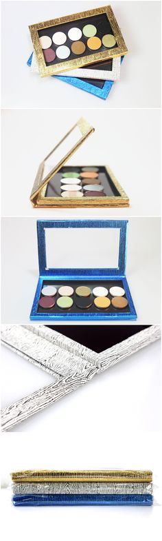 Professional Makeup - Custom Makeup Palette - Empty Magnetic Makeup Palette.