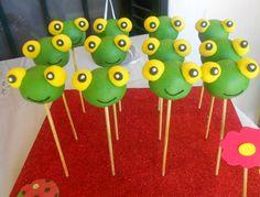 Sapo Pepe Cakepop by Violeta Glace