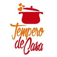Novo conceito para a logo marca do restaurante Tempero de casa