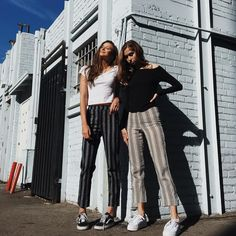 "91.4k Likes, 221 Comments - Brandy Melville (@brandymelvilleusa) on Instagram: ""#brandyusa Tilden Pants 