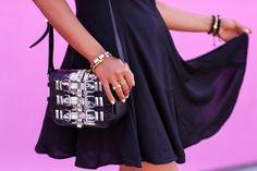 VivaLuxury - Fashion Blog by Annabelle Fleur: BACK IN BLACK