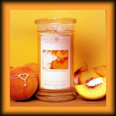 Peaches and Cream, coming summer of 2013! Keep an eye out for it, smells yummy...