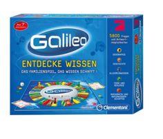 Spielen & Lernen! Das spannende Spiel, das Wissen schafft: Galileo Entdecke Wissen mit 5.850 Fragen und Antworten aus 5 Wissensbereichen. Jetzt bestellen bei Weltbild.de #galileo #kinder #spielen #spaß  #weltbild