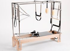 Reformer/Trapeze Combination | Trapeze & Towers | Store | Balanced Body