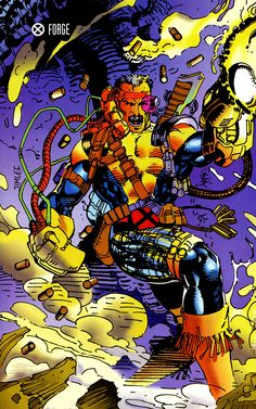 The Marvel X-Men Collection by Jim Lee #1