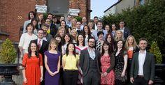 Our 2014-2015 Irish Awardees!