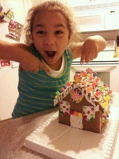 Christmas fun with Ayla