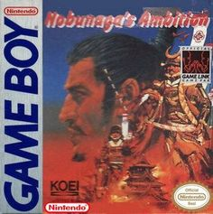 Nobunaga's Ambition - Game Boy Game
