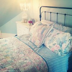 A simple room.