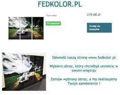 Zapraszamy www.fedkolor.pl ➡ #obrazy na #płótnie ➡ #obraz ze #zdjęcia  ➡ #reprodukcje obrazów  ➡ #fototapety ➡ #wydruk na szkle ➡ #banery ➡ #ulotki ➡ #wizytówki #fedkolor