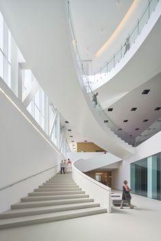 Expansion Of The Musée National Des Beaux-arts Du Québec (MNBAQ) - Picture gallery
