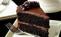 Le seul et l'unique : le GÂTEAU fondant au chocolat!