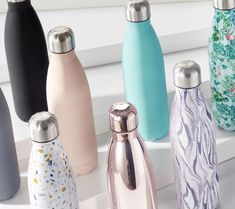 Keep your drinks warm when on the move with travel mugs and flasks from wilko. New Home Essentials, Thermal Flask, Bin Bag, Stationery Craft, Insulated Travel Mugs, Marble Print, Garden Pictures, Business For Kids, Health And Wellbeing