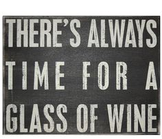 There's always time for a glass of (craft) #wine