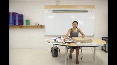 First-year teacher Mia Bullock