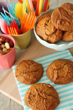 Healthy snacks for preschoolers and toddlers worksheets kids Healthy Cake, Healthy Baking, Healthy Snacks, Healthy Oatmeal Breakfast, Breakfast Food List, Baking Recipes, Cookie Recipes, Snack Recipes, Bowls