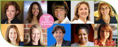 Meet the Top 10 Women in Tech 2012
