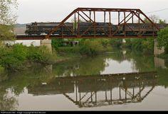 RailPictures.Net Photo: WM 67 West Virginia Central Railroad EMD FP7 at Elkins, West Virginia by Nick McLean