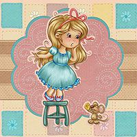 Too+Cute+To+Be+Afraid+Of!+-+Digital+Stamp+The+Paper+Shelter,+digital+stamps,+scrapbooking,+crafts,+dodles,+cliparts,+images+resources,+craft+supplies+&+Digital+Papers+for+all+your+needs