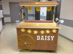 Elkhart General Hospital's DAISY cart!