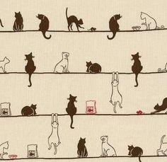 Cat Pattern-Tumblr