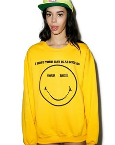 Nice Butt Sweatshirt