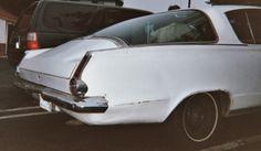 chevrolet barracuda - our first car.