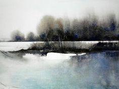Art Of Watercolor: Helga Berger, Austria