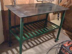 1000 Images About Welding Table On Pinterest Welding