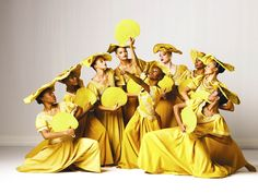 Revelations....if you've never been to an Alvin Ailey dance show....it's a must see!  At least one time in your life.