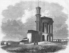 1856, Old Everton village