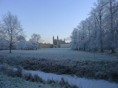 Margaret's Blog: Winter Scenes