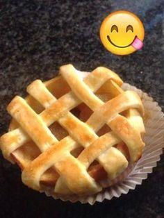 Photo 3 de recette Tarte aux pommes revisitée - Marmiton