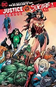 Justice League vs. Suicide Squad #1 (Variant 7)