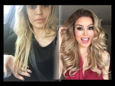 Como recuperei meu cabelo DESTRUIDO!(parte 2) segundo tratamento - YouTube